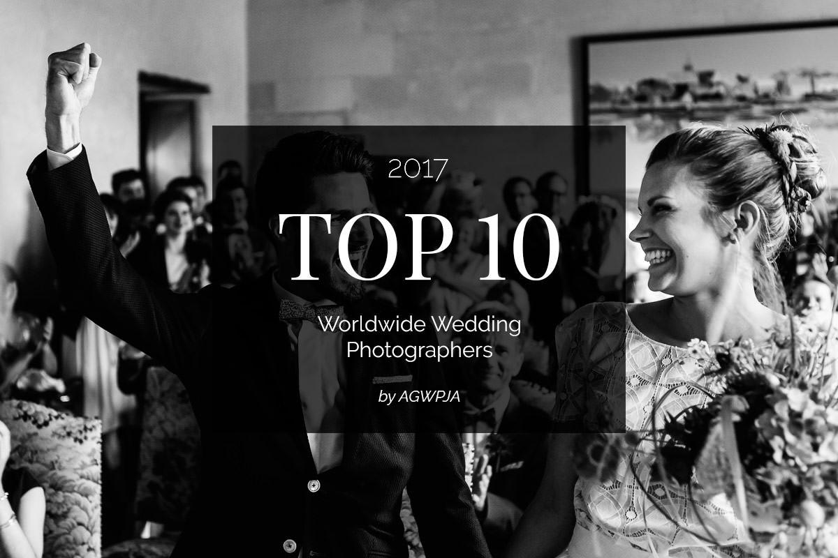 Jeremy Fiori - Top 10 photographe de mariage du monde 2017 AGWPJA