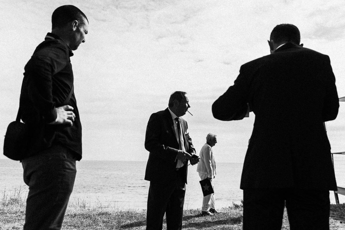 reception wedding Ile de Noirmoutier Jeremy Fiori photographe de mariage