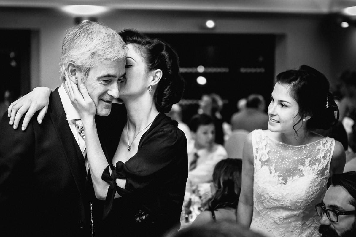 émotion passion amour paternel mariage mariée robe blanche Jérémy Fiori domaine de chatillon
