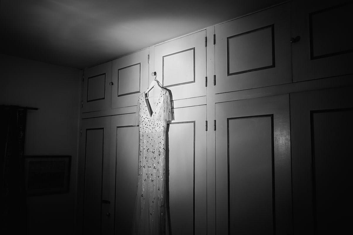 Robe de mariée - © Jeremy Fiori