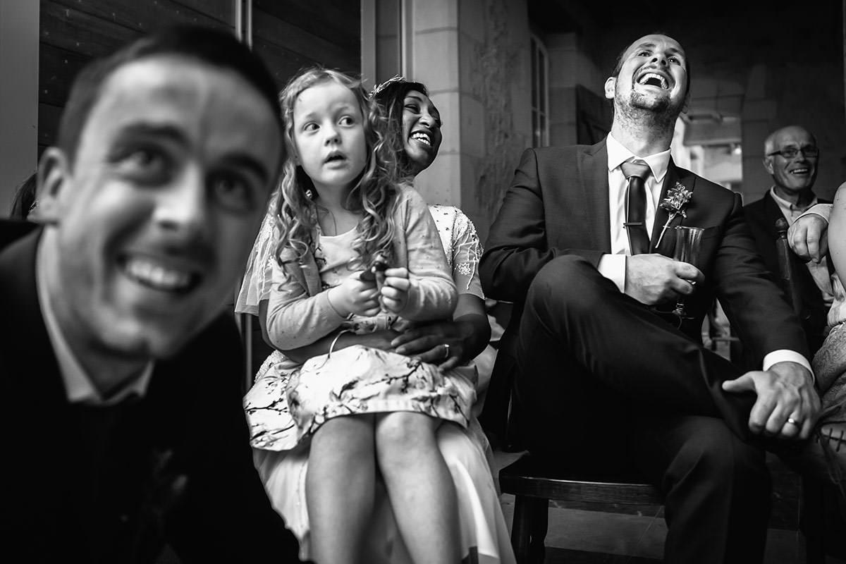 Discours pour les mariés - © Jeremy Fiori