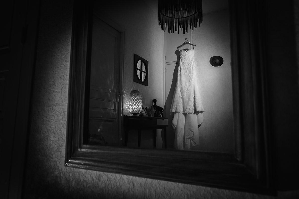 Robe de mariée © Jérémy Fiori photographe angers