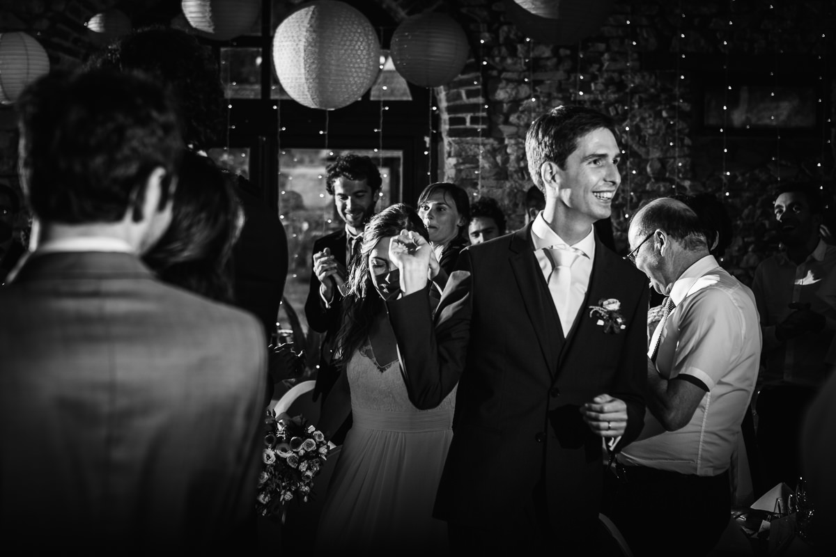 Réception © Jeremy Fiori wedding photographer Loire valley