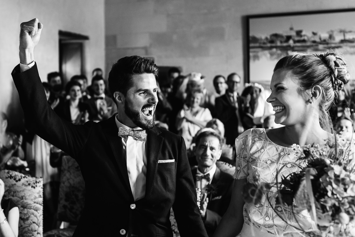 Jeremy Fiori Wedding photographer Loire Valley