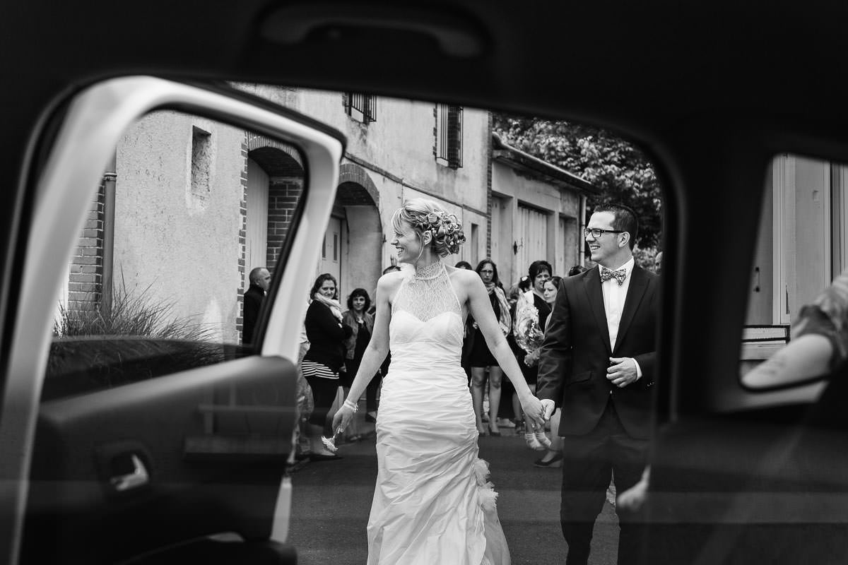 Jeremy Fiori Wedding photographer at Angers