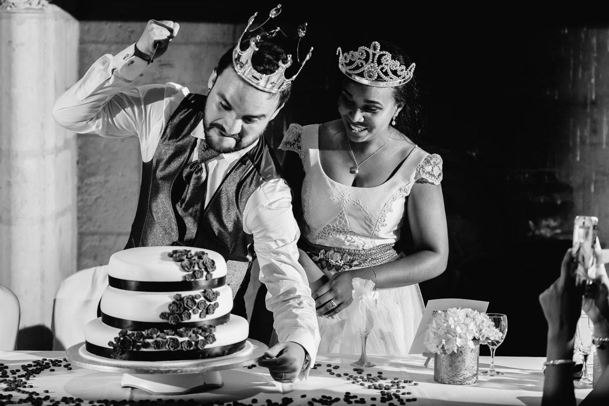Mariage au chateau du Plessis Bourre