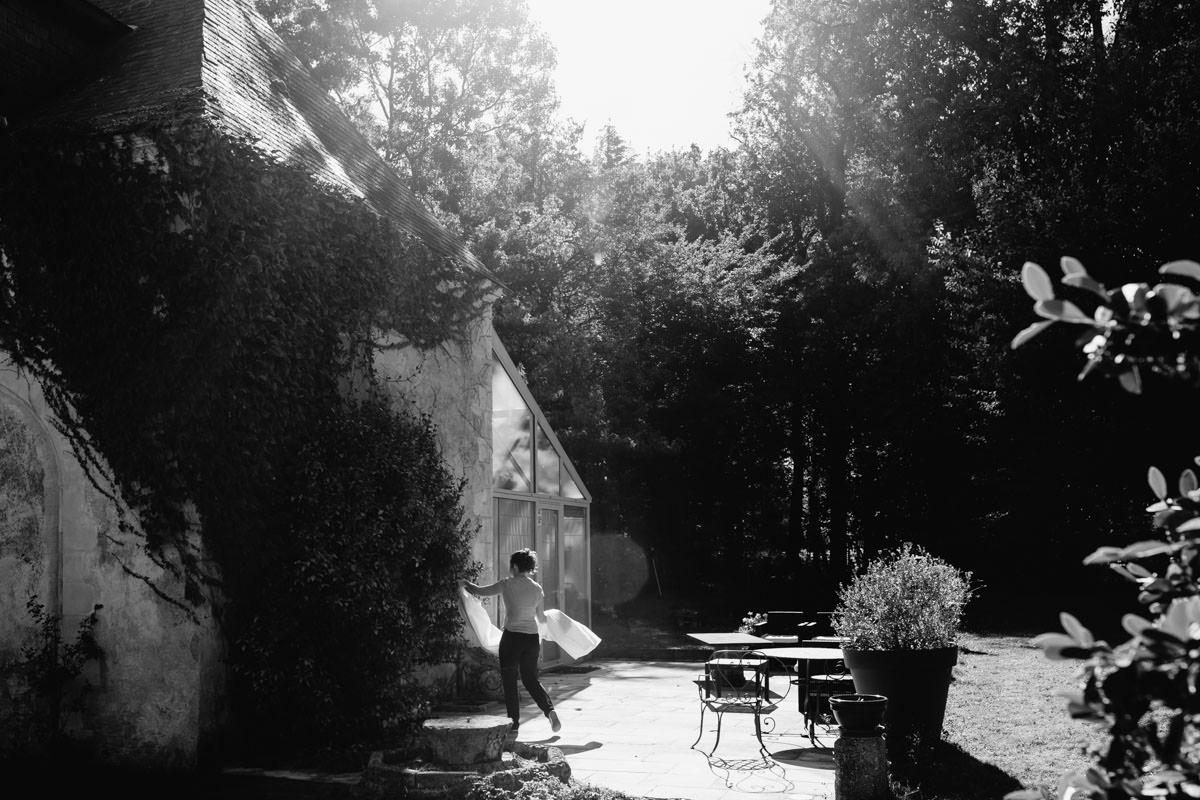 Mariage au chateau de Chambiers par Jérémy Fiori