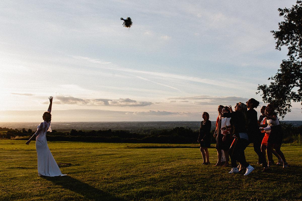 Un mariage au château de l'Eperonnière près d'Angers - Photo : Jérémy Fiori photographe de mariage à Angers
