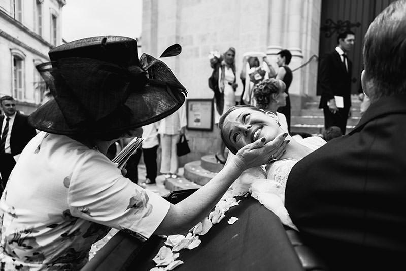 Un mariage à Pornic près de Nantes - Photo : Jérémy Fiori photographe de mariage à Angers
