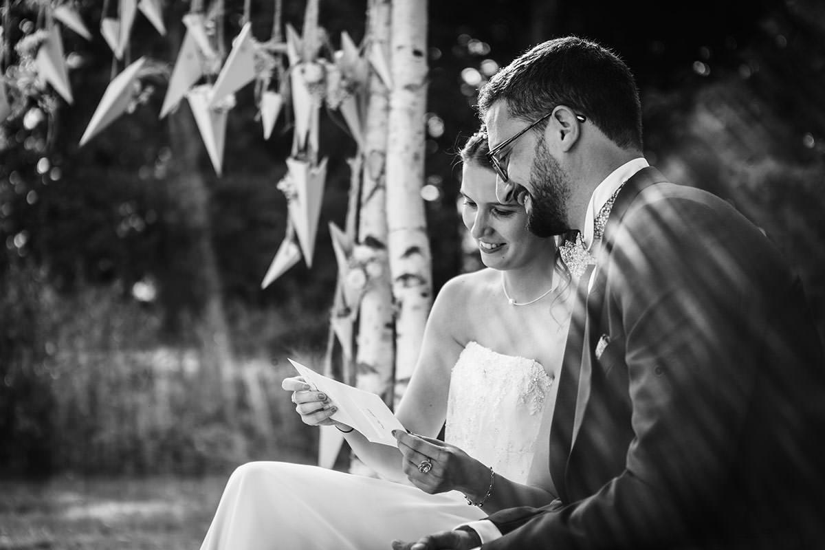 Un mariage au château des Briottières - Photo : Jérémy Fiori photographe mariage